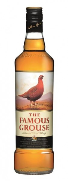 The Famous Grouse 40% vol. Finest Scotch Whisky 0,7 l