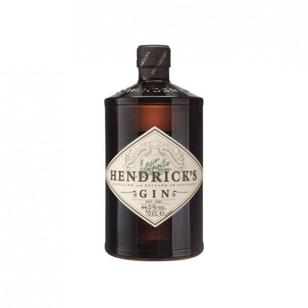 Hendrick´s Gin 44% vol. Distilled & Bottled in Scotland 0,7 l