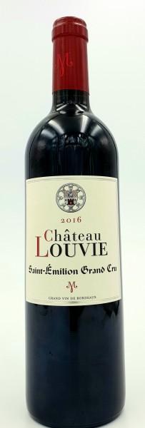 Château Louvie 2016 Saint-Émilion Grand Cru 0,75l