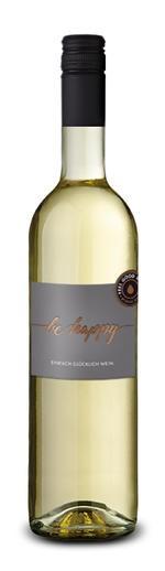 """Julius Zotz BE HAPPY """"Einfach glücklich Wein"""" Weissweincuvée Markgräflerland Baden 0,75l"""