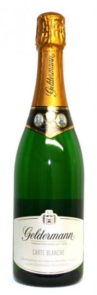 Geldermann Sekt Carte Blanche Sec Flaschengärung 0,75 l
