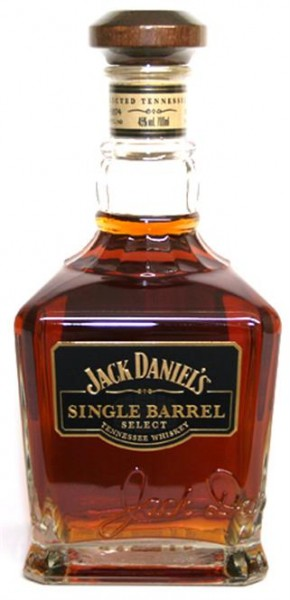 Jack Daniel's Single Barrel Tennessee Whiskey 45% vol. 0,7 l