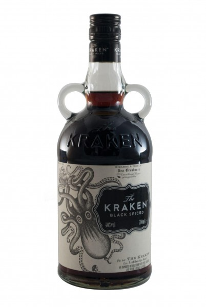 Kraken Black Spiced Rum 40% vol. 0,7 l Trinidad/Tobago