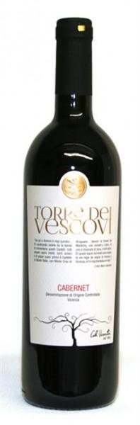 Cabernet Torre dei Vescovi Vicenza DOC Veneto 0,75 l