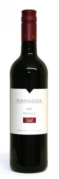 Portugieser QbA trocken Keth Rheinhessen 0,75 l