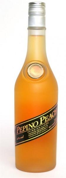 Pepino Peach 15% vol. Dänischer Pfirsichlikör 0,7 l