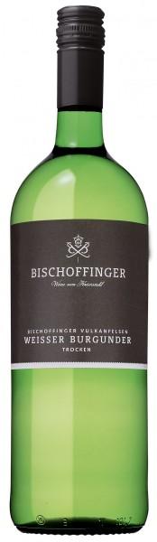 Weißer Burgunder QbA trocken WG Bischoffingen Kaiserstuhl 1,0 l