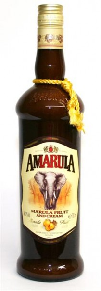 Amarula Wild Fruit Cream 17% vol. aus Südafrika 0,7 l