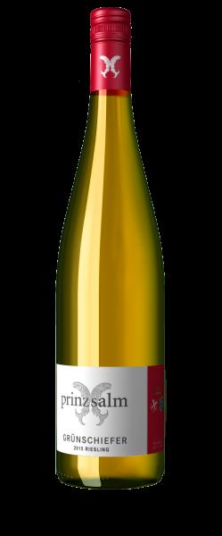 Riesling Grünschiefer Prinz Salm QbA Nahe BIO 0,75 l