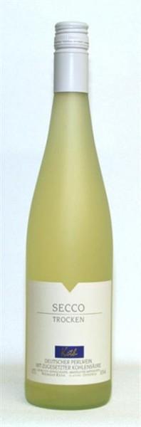 Secco weiß trocken Perlwein Keth Rheinhessen 0,75 l