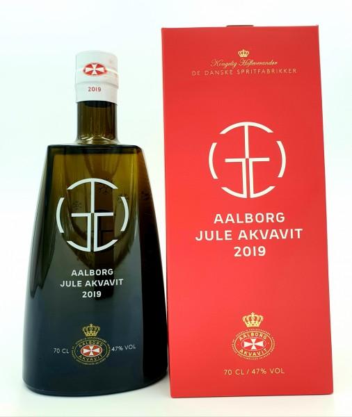 Aalborg Jule Aquavit Edition 2020 47% vol. limitierte Auflage 0,7 l