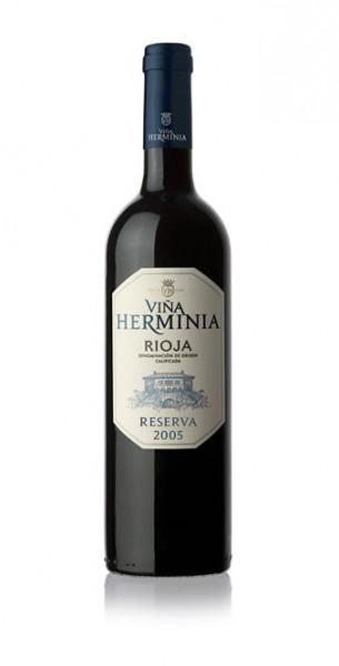 Vina Herminia Reserva DOCa Rioja Spanien 0,75 l