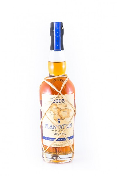 "Rum Plantation ""Guyana"" 2005, 45% vol. Old Reserve 0,7 l"