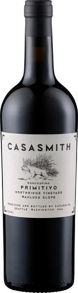 Casasmith Porcospino Primitivo Washington State 0,75l