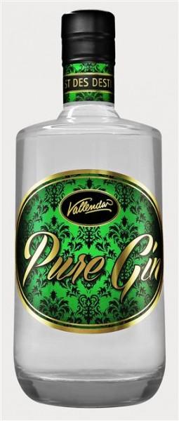 Pure Gin 40% vol. Hubertus Vallendar Mosel 0,5 l