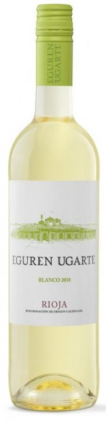 Ugarte Eguren blanco DOCa Rioja, Spanien 0,75 l
