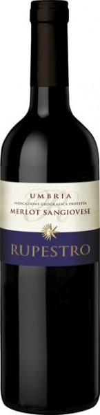 Rupestro Merlot Sangiovese IGT Umbrien 0,75 l