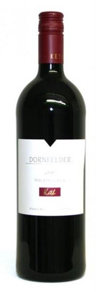 Dornfelder QbA halbtrocken Keth Rheinhessen 1,0 l