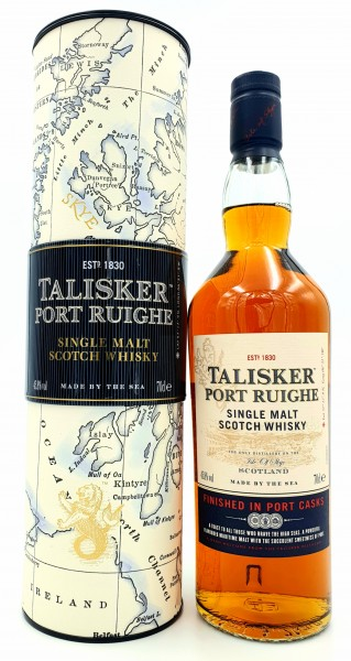 Talisker Port Ruigh Isle of Skye Single Malt 45,8% vol. 0,7 l