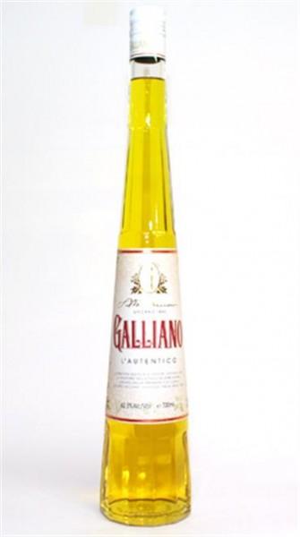 Galliano l'autentico 42,3% vol. Italienischer Vanillelikör 0,7 l