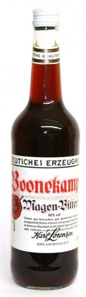 Boonekamp Magen Bitter, 40% vol. 0,7 l