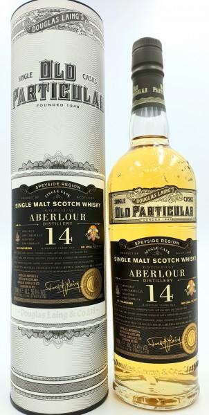 Aberlour 14 Jahre Old Particular 56,4% vol. Douglas Laing, Scotch Single Malt 0,7 l