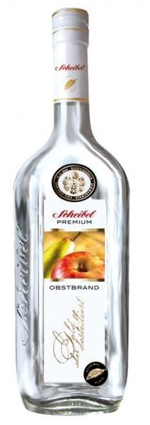 Scheibel Bad.Obstbrand PREMIUM 0,7 l 40% vol.3 J.gelagert.2-fach destilliert
