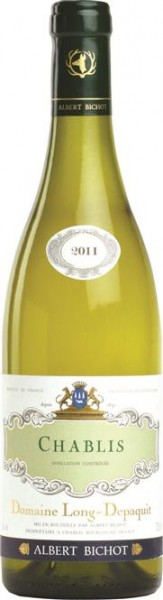 Chablis Domaine Long-Depaquit Albert Bichot Bourgogne 0,75 l