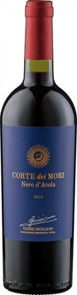 Corte Dei Mori Nero d'Avola Etichetta blue IGT Sicilia 0,75 l