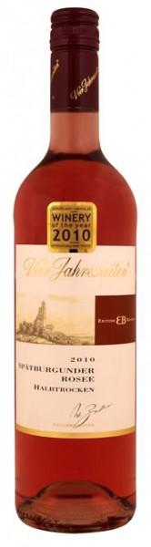 Spätburgunder Rosé Edition Brahner halbtrocken V. Jahreszeiten Pfalz 0,75 l