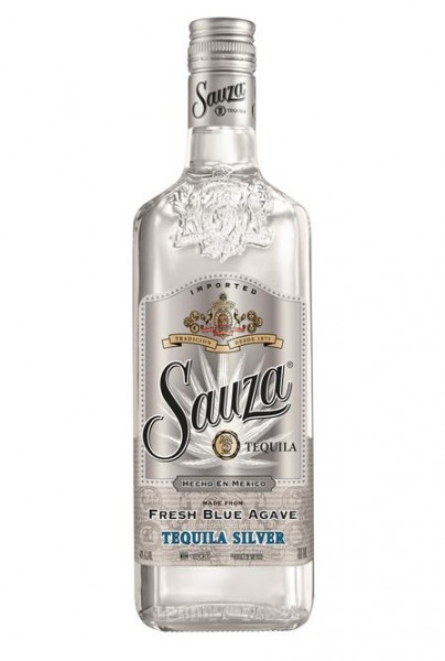 Sauza Tequila Silver 38% vol. Die Nummer 1 in Mexiko 0,7 l