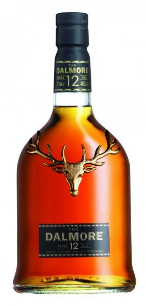 Dalmore 12 Jahre 40% vol. Highland Single Malt Whisky 0,7 l