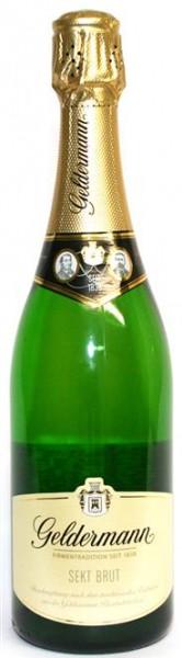 Geldermann Sekt Brut Flaschengärung 0,75 l