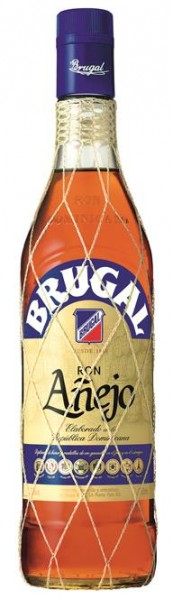 Brugal Anejo Ron Superior 37,5%vol. 0,7l Puerto Plata,Dominikanische Republik