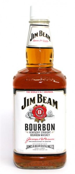 Jim Beam 40% vol. Kentucky Straight Bourbon Whiskey 1,5 l