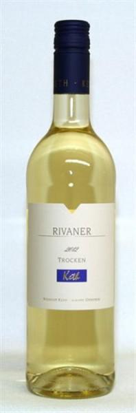 Rivaner QbA trocken Keth Rheinhessen 0,75 l