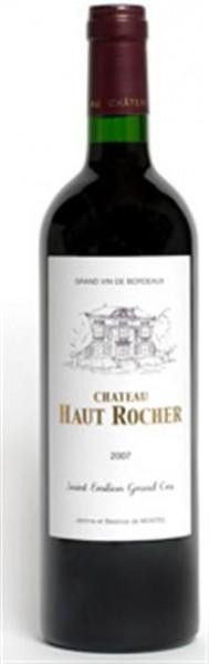 Chateau Haut-Rocher Saint-Emilion Grand Cru AC 0,75 l