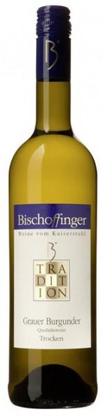 Grauer Burgunder Tradition QbA trocken WG Bischoffingen Kaiserstuhl 0,75 l