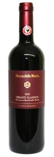 Chianti Classico Rocca delle Macie DOCG Toskana 0,75 l