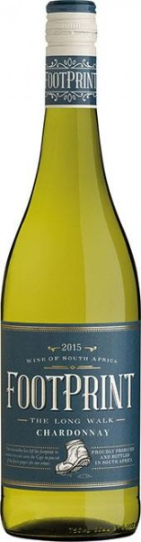 Footprint Chardonnay Südafrika 0,75l