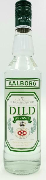Aalborg DILD Akvavit 38% vol. 0,7 l