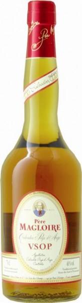 Pere Magloire V.S.O.P. 40% vol. Calvados 4 J. Eichenholzfass 0,7 l
