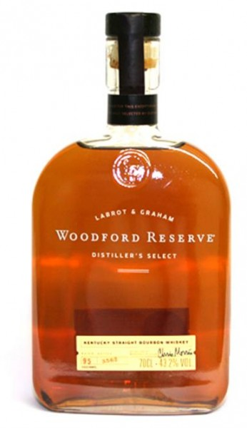 "Woodford Reserve ""Distillers Select"" Straight Bourbon Whiskey 43,2 % 0,7"