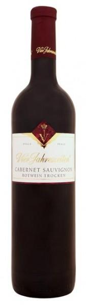Cabernet-Sauvignon QbA trocken Vier Jahreszeiten Pfalz 0,75 l