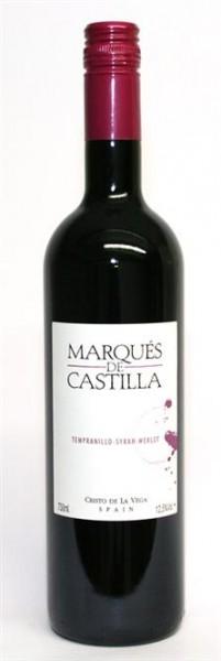 Marques de Castilla Tinto Cuveé la Mancha Spanien 0,75 l