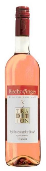 Spätburgunder Rose Tradition QbA trocken WG Bischoffingen Kaiserstuhl 0,75 l