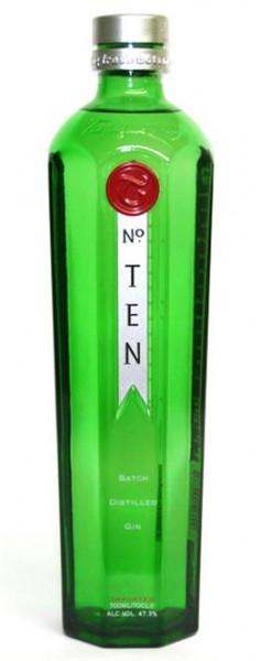 Tangueray No.Ten 47,3% vol Gin England 0,7 l