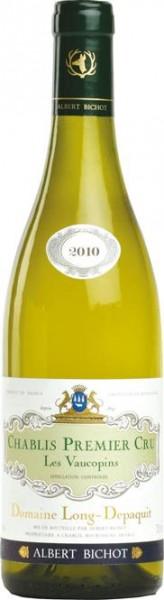 Chablis 1er Cru Les Vaucopins Domaine Long-Depaquit Bourgogne 0,75 l