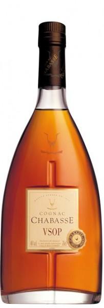 Cognac Chabasse VSOP 40% vol. min. 4 Jahre 0,7 l