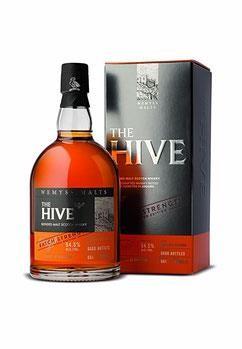 The Hive Wemyss Malt 54,5% vol. 0,7 l Blended Malt Scotch, Batch Strength